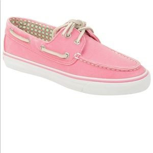 Sperry Top Sider | Pink Boat Shoes Sz 8
